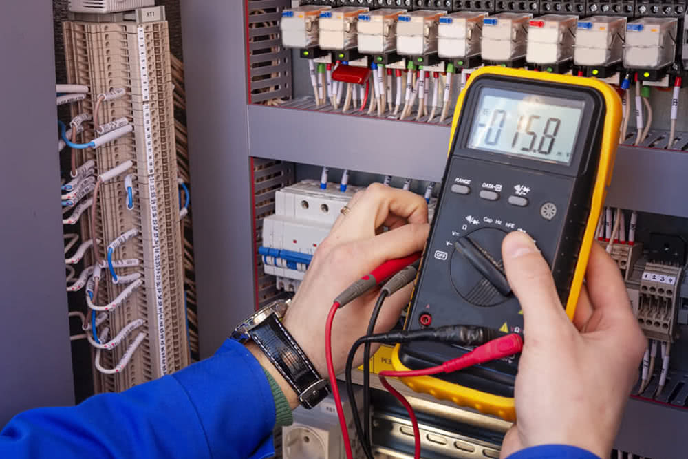 Electric testing & inspections in MK